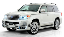 Rowen Japan-dan Toyota Land Cruiser